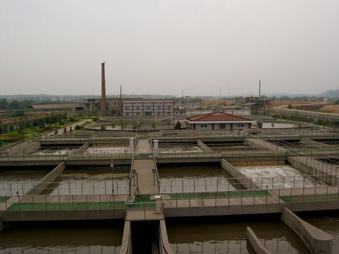霞湾污水处理厂